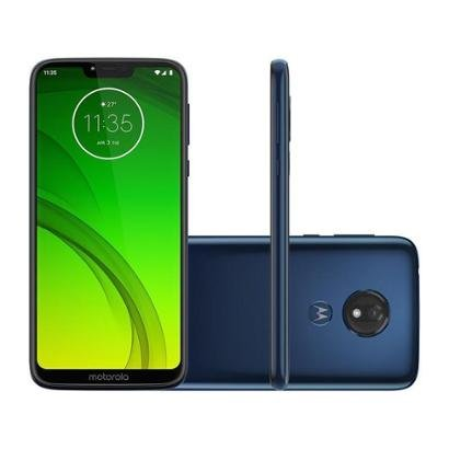Smartphone Motorola G7 Power 32GB Azul Navy 4G