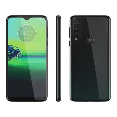 Smartphone Motorola G8 Play 32GB Preto Ônix 4G