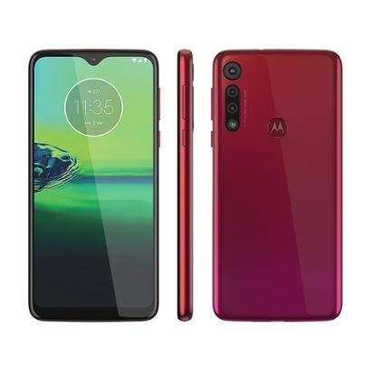 Smartphone Motorola G8 Play 32GB Vermelho 4G