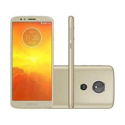 Smartphone Motorola Moto E5 16GB Platinum 4G - Unissex