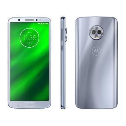 Smartphone Motorola Moto G6 Plus 64GB Topázio - Unissex