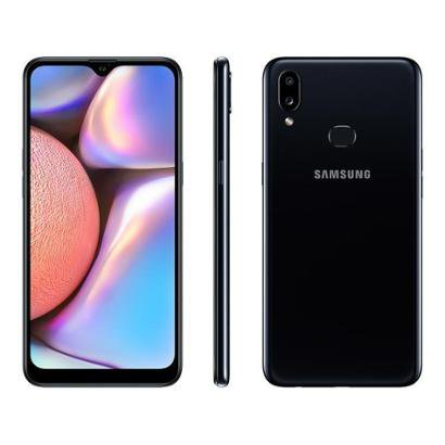 Smartphone Samsung Galaxy A10s 32GB Preto