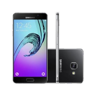 Smartphone Samsung Galaxy A5 2016 Duos 16GB Preto