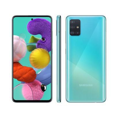 Smartphone Samsung Galaxy A51 128GB Azul 4G