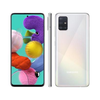Smartphone Samsung Galaxy A51 128GB Branco 4G