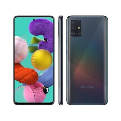 Smartphone Samsung Galaxy A51 128GB Preto 4G
