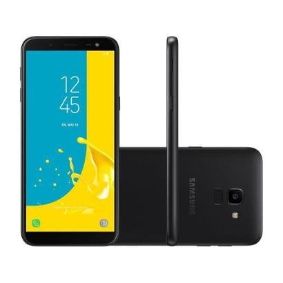 Smartphone Samsung Galaxy J6 32GB Violeta 4G
