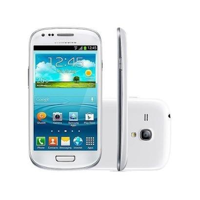 Smartphone Samsung Galaxy S III Mini 8GB Branco 3G