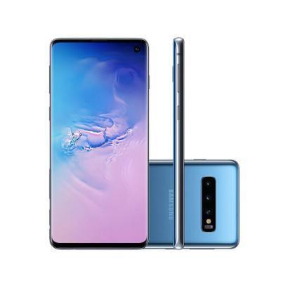 Smartphone Samsung Galaxy S10 128GB Azul 4G