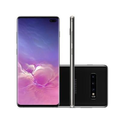 Smartphone Samsung Galaxy S10+ 128GB Branco 4G