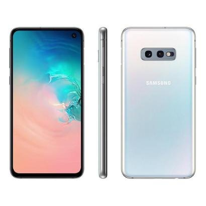 Smartphone Samsung Galaxy S10e 128GB Branco 4G