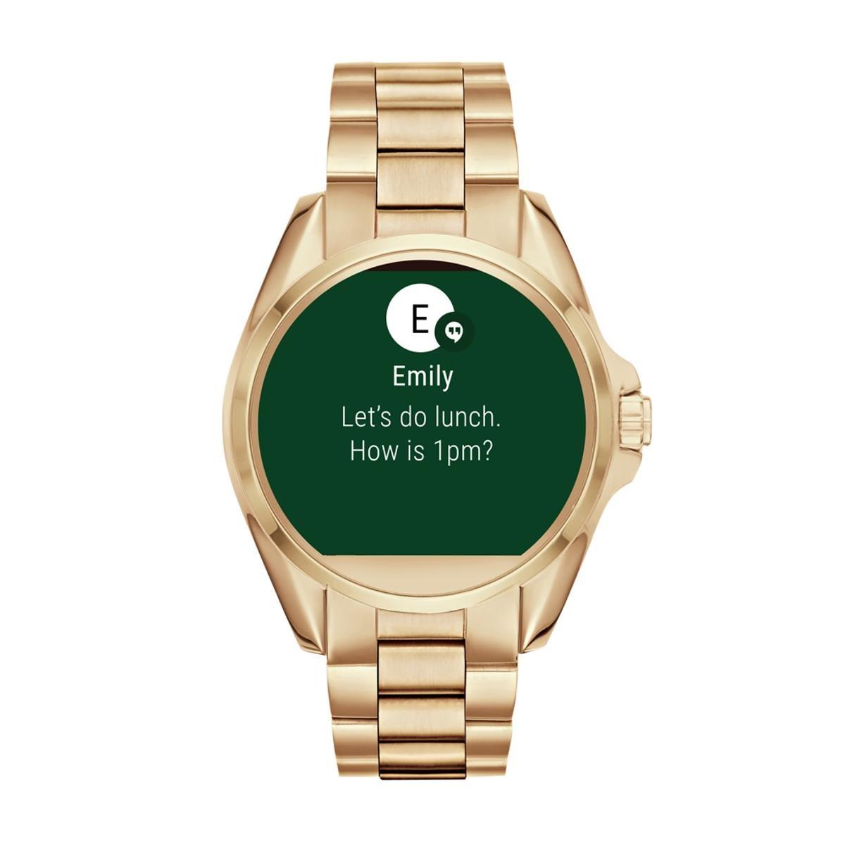 24fc61a79ef93 ... Smartwatch Michael Kors Access Feminino - MKT5001 4PI MKT5001 4PI ...
