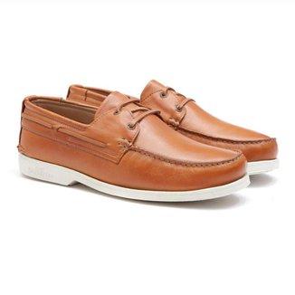 Soft Deckshoes Santorim Masculino Samello Docksides