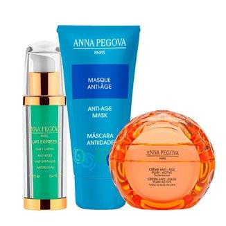 Solução Antirrugas Express - Kit Anna Pegova
