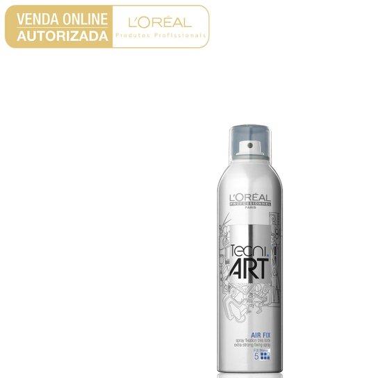 Spray de Fixação L'Oréal Professionnel Tecni.Art Air Fix Extra Forte 250ml - Incolor