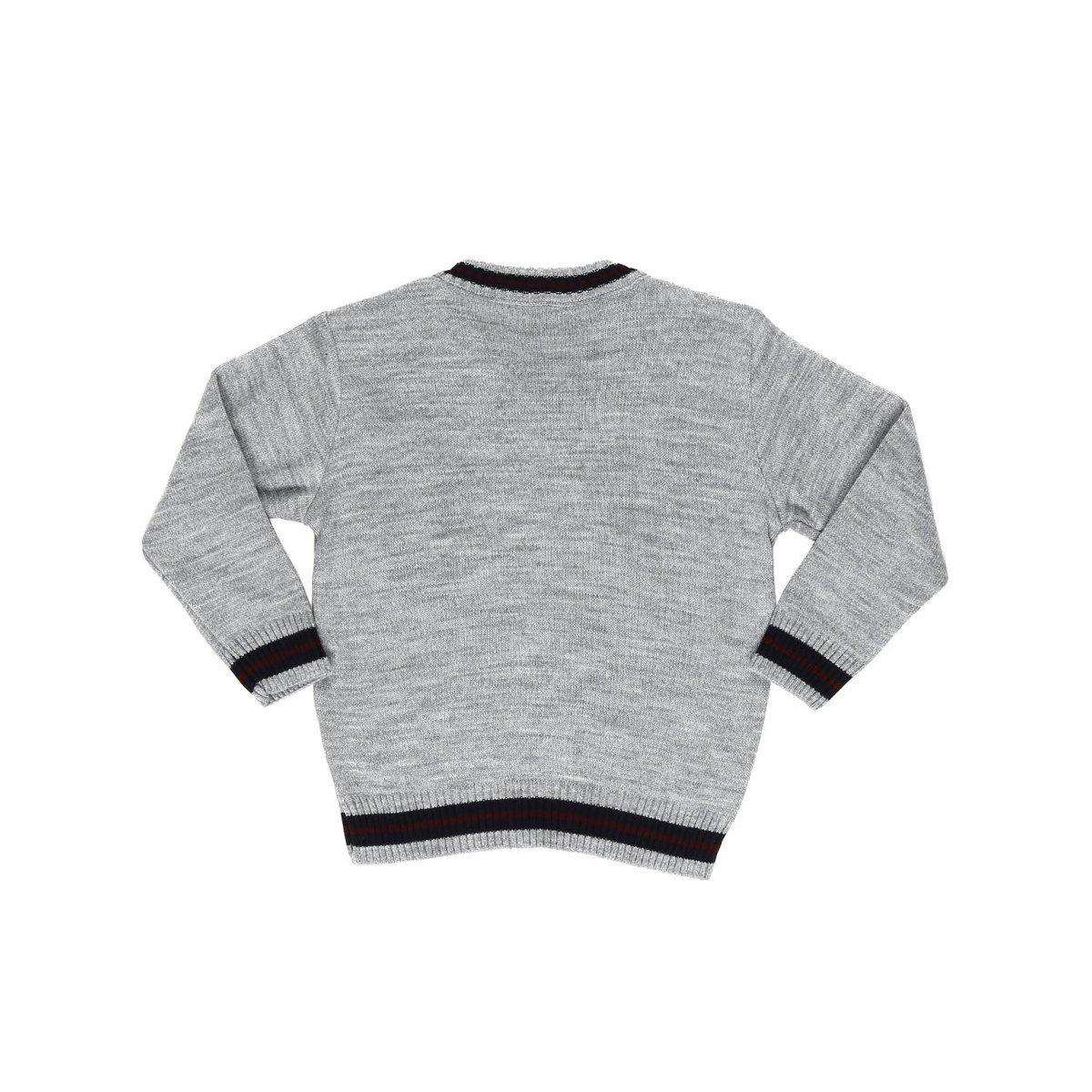 Suéter Infantil Para Menino - Azul - Compre Agora   Zattini f3b23ab485