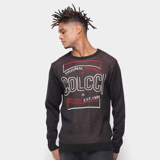 Suéter Tricô Colcci Original Brand Masculino