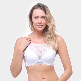 Sutiã Liz Bralette High Neck 81862