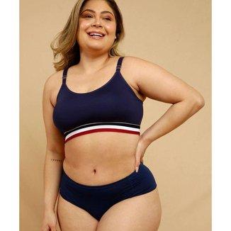 Sutiã Plus Size Feminino Top Sem Bojo Marisa - 10045428616