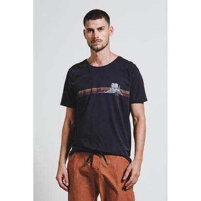 T-Shirt Arizona Sunset Masculina - Zattini BR