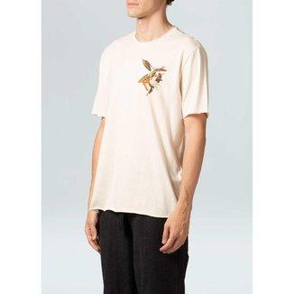 T-Shirt Canhamo Cdc Small Xylopia-Cru - P