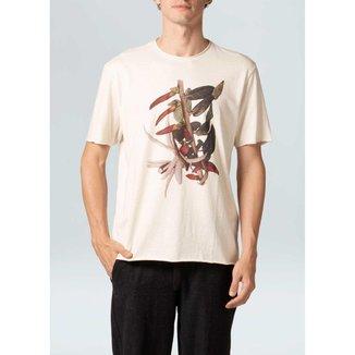 T-Shirt Canhamo Cdc Xylopia-Cru - P