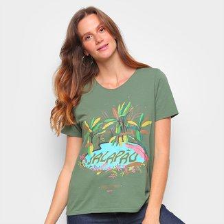 T-shirt Cantão Classic Jalapão Feminina