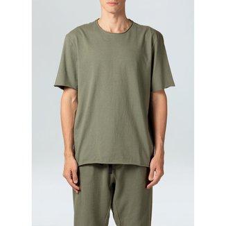 T-Shirt E-Colors E-Brigader-Verde/Amazonia - P