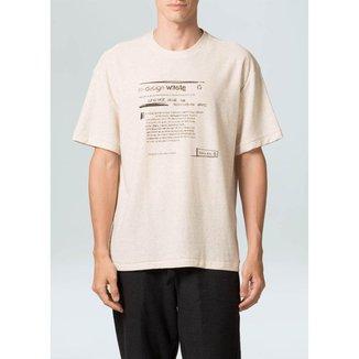 T-Shirt Eco Blend Redesign Waste-Cru - P
