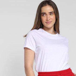 T-Shirt Hering Basic Feminina