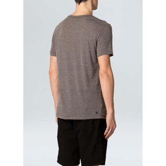 T-Shirt Light E-Basics Ii-Cinza Mescla - P