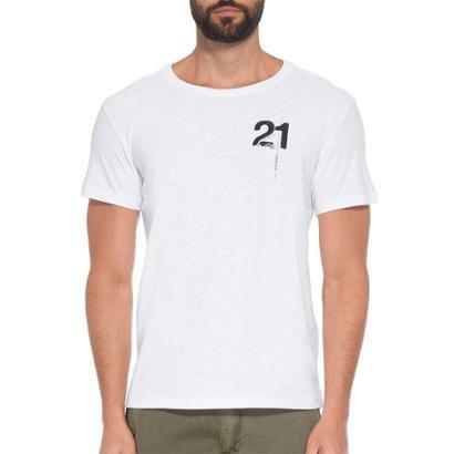 T-Shirt Osklen Rough 21A Masculina