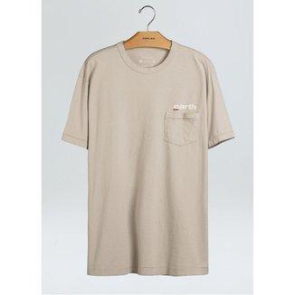 T-Shirt Pocket E-Colors-Eucalipto - GG