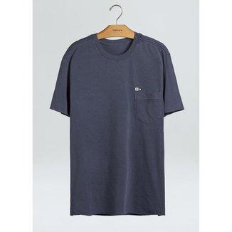 T-Shirt Strong Double Preserve-Azul Tapajos - P