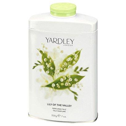 Talco Lily of the Valley Perfumed Yardley 200g - Feminino