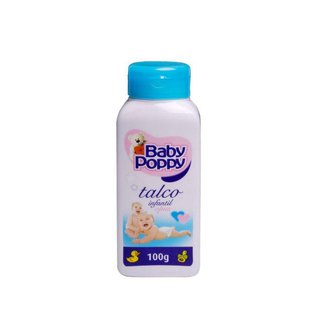 Talco para Bebê Baby Poppy 100g