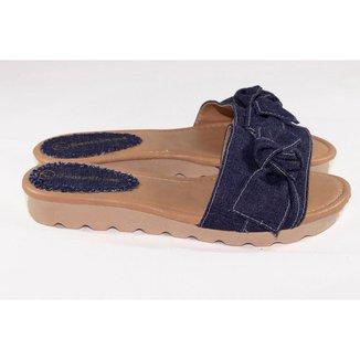 Tamanco Gomes Shoes Tratorada Tamanco Feminina