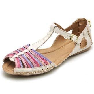 Tamanco Top Franca Shoes Babuche Feminina