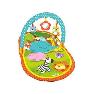 Tapete Infantil Baby Atividades Safari