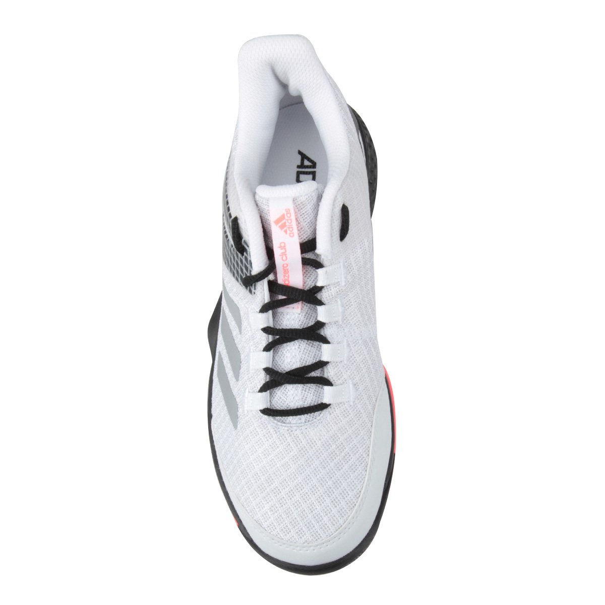 Tênis Adidas Adizero Club 2 Masculino - Branco e Cinza - Compre ... 0b7160f55ae9a