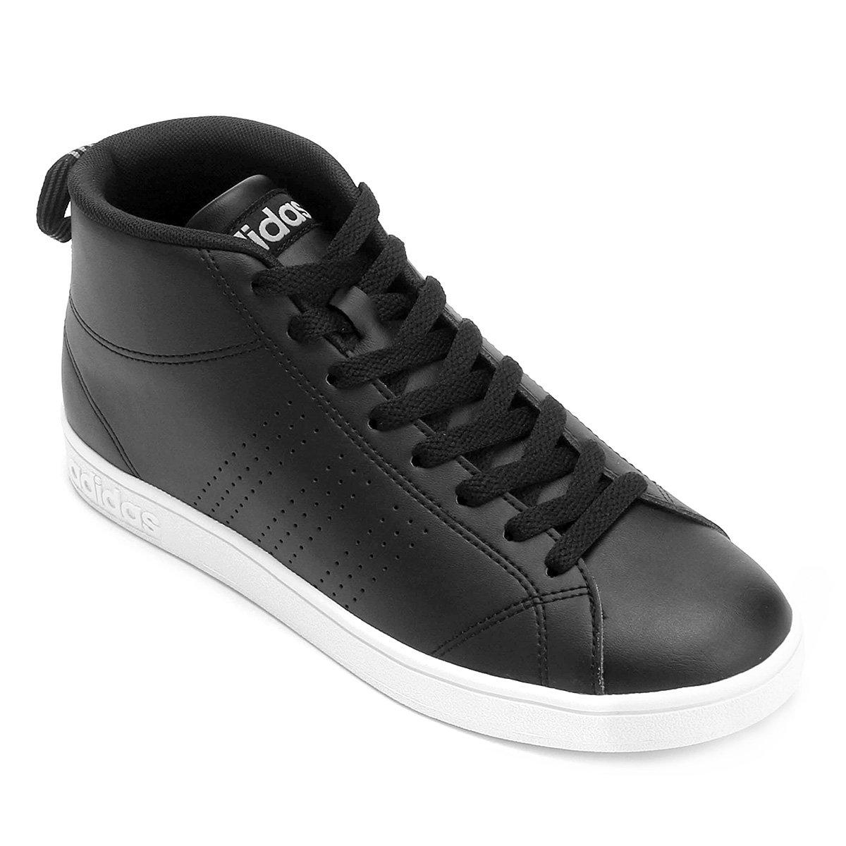 Tênis Adidas Advantage Clean Mid Masculino - Compre Agora  59d981df75c40