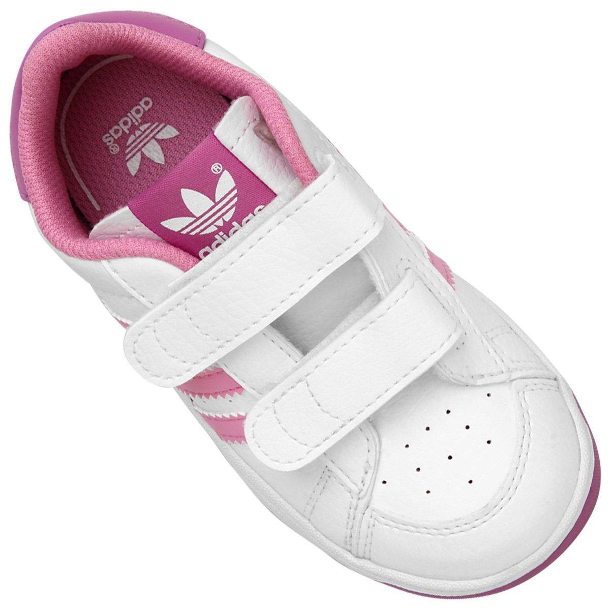 quite nice 2528e bce49 ... Tênis Adidas Alumno CF Infantil