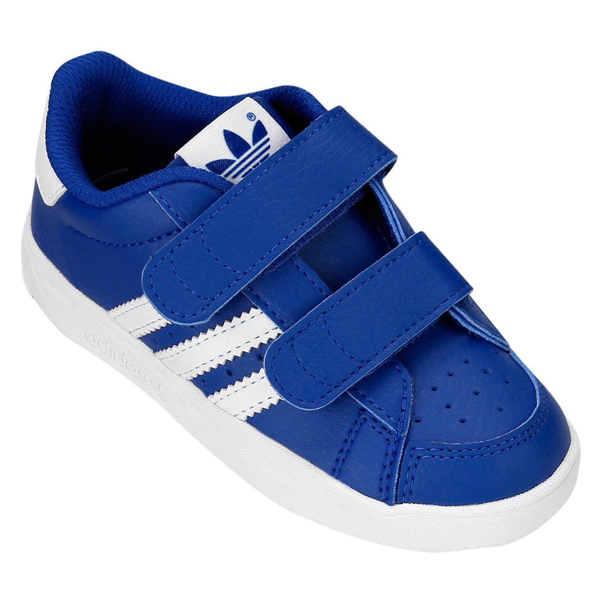 competitive price 58007 423ee Tênis Adidas Alumno CF Infantil ...
