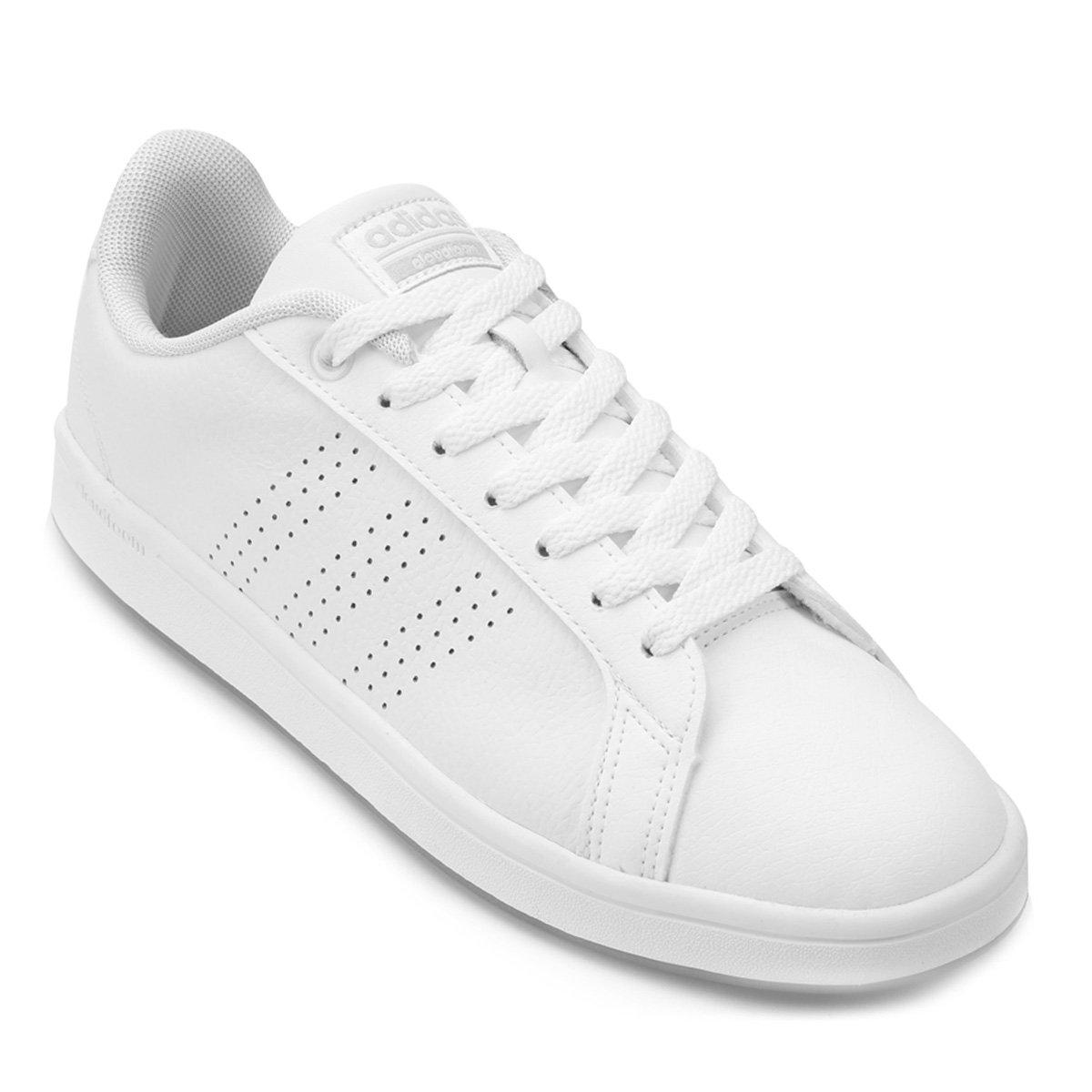 Tênis Adidas Cf Advantage Clean Feminino Agora Compre Agora Feminino b01e26