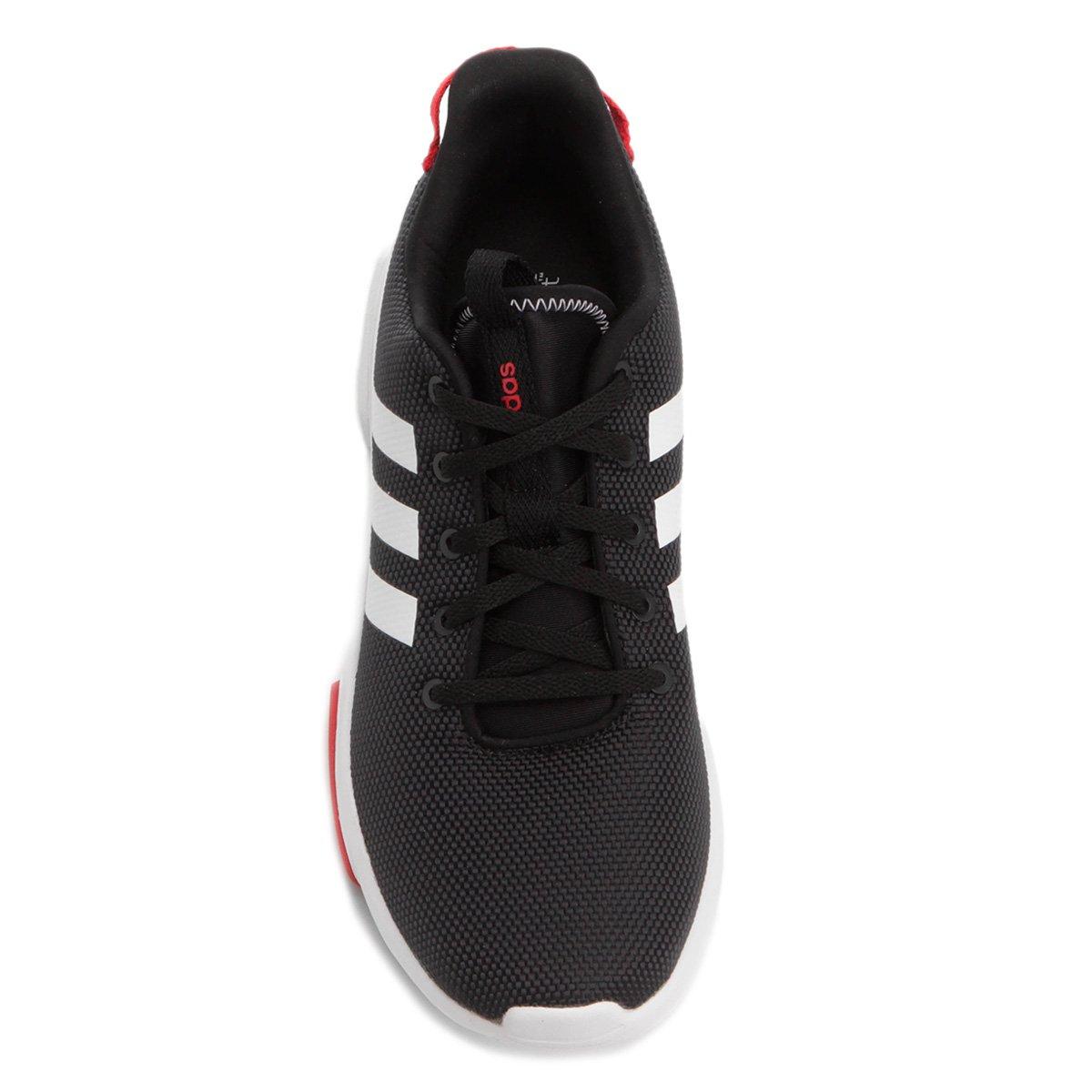 Tênis Adidas Cf Racer Tr Masculino - Preto - Compre Agora  6d6cde0747158