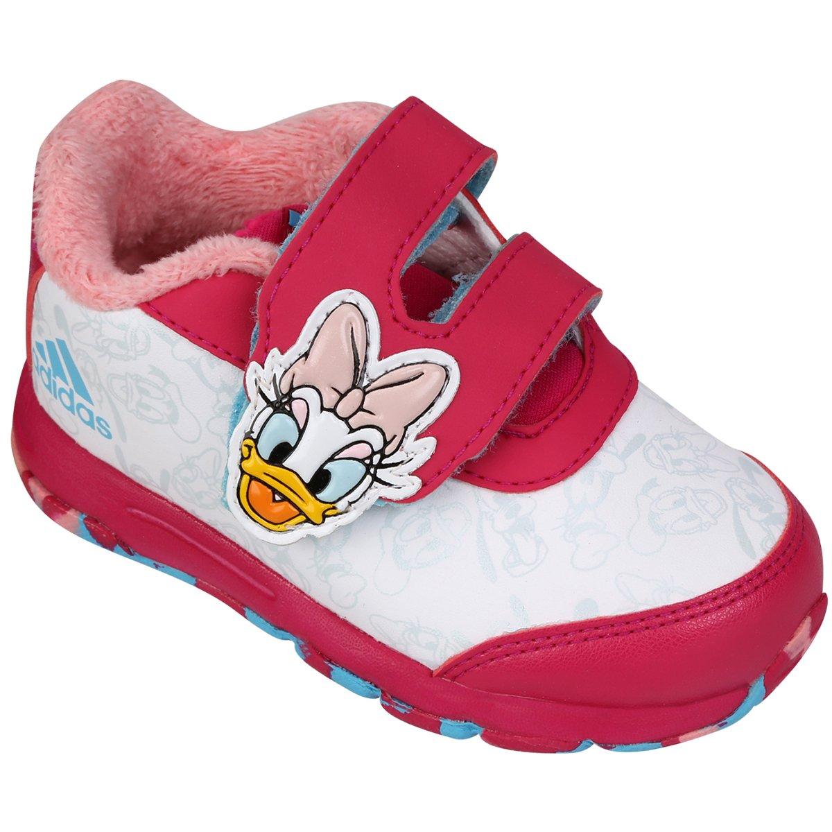 sports shoes bb1be 77e19 ... Tênis Adidas Superstar Foundation GS Infantil Tênis é Na Magicfeet  01574a95e33f70 ...