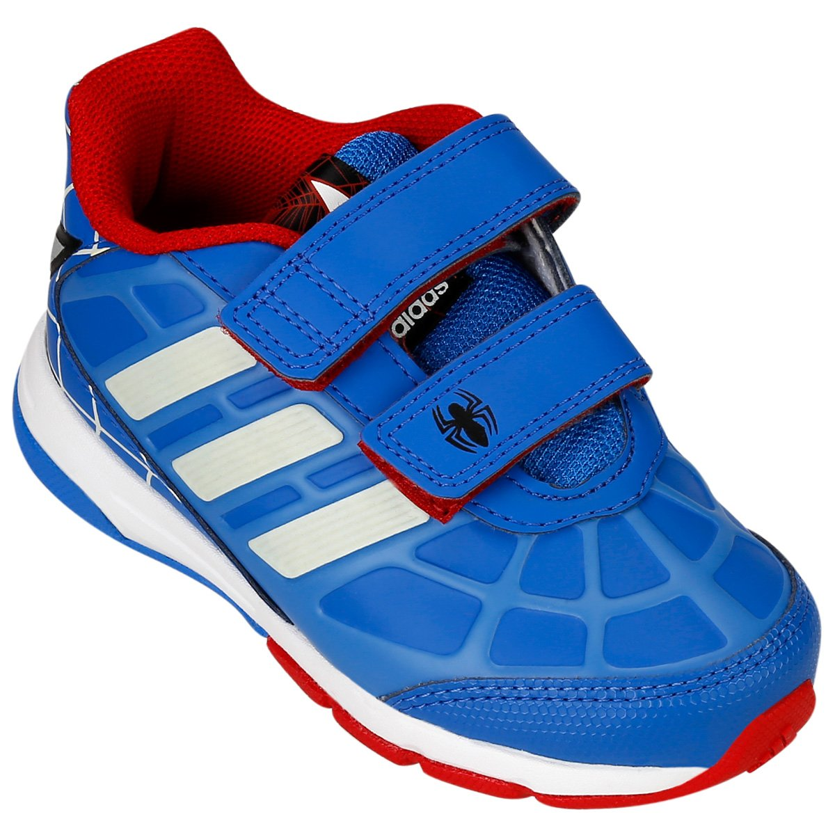 41f0a10c11d Tênis Adidas Disney Spiderman CF Infantil - Compre Agora