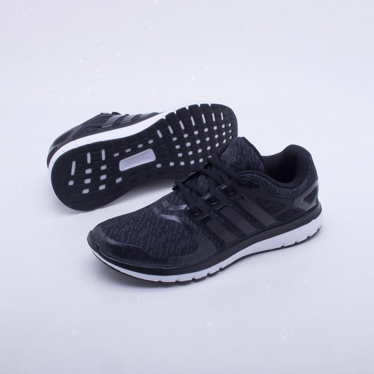 Tênis Adidas Energy Cloud Feminino - Preto - Compre Agora  45989130d55e2
