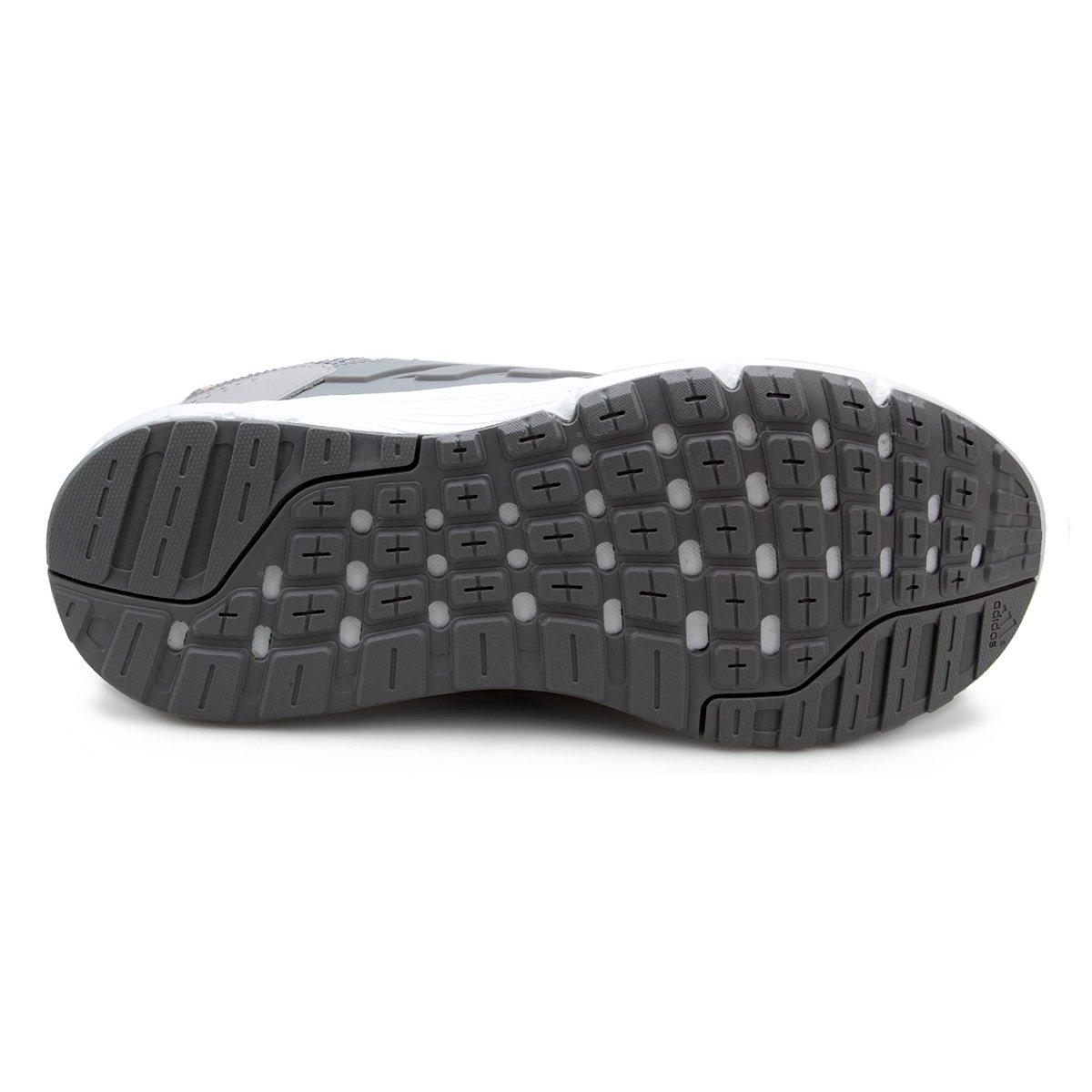 Tênis Adidas Galaxy 4 Feminino - Cinza - Compre Agora  3f2a543d890c3