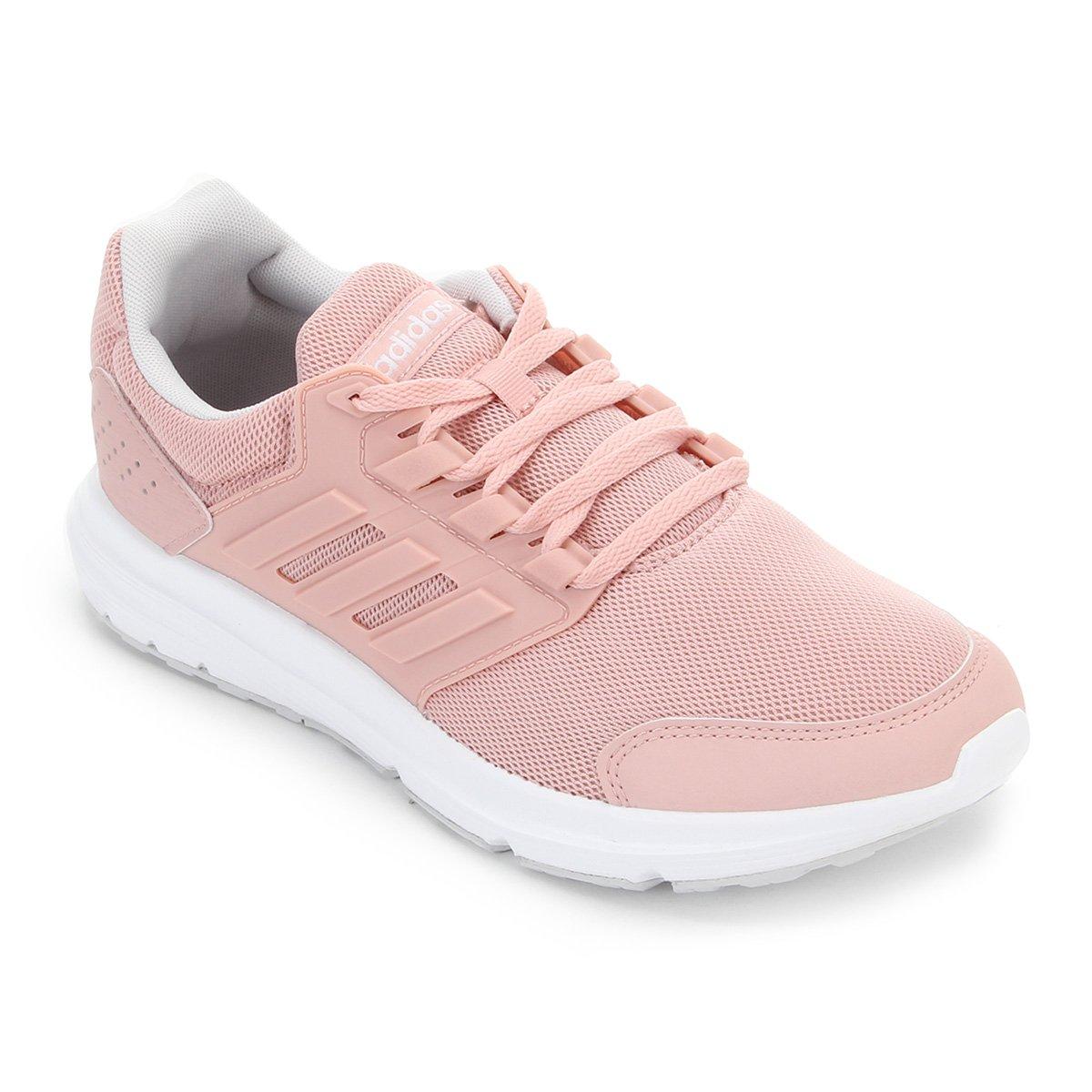 adidas feminino tenis rosa